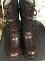 Frye Riley Trek Mens Boots Size 7.5 M Dark Brown New In A Box