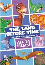 The Land Before Time: The Complete Collection New DVD! Ships Fast!