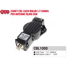 COMET CBL-1000 BALUN 1.7-30MHz PER ANTENNE FILARI 1KW