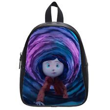 Custom New Backpack Coraline Kid's School Bag(Large)