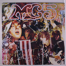 MC5: Kick Out The Jams LP (2001 heavyweight vinyl re) Rock & Pop