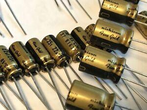 PREMIUM Reparatursatz PIONEER RT-909 NICHICON Capacitors Elko Repairkit AUDIO