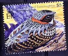 S6v- White Throated Eared-nightjar, Birds, Solomon Islands 2004 MNH