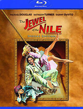 The Jewel of the Nile (Blu-ray Disc, 2008, Canadian Special Edition Sensormatic