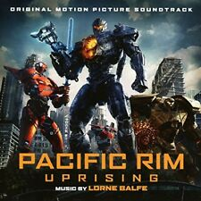 Lorne Balfe - Pacific Rim Uprising (Original Motion Picture Soundtrack) [CD]