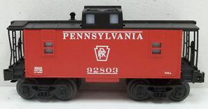 discontinued LIONEL   Pennsylvania #92803 CABOOSE new no box