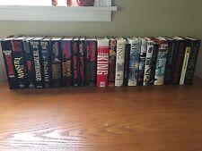 Stephen King HUGE 23 Book Lot, ALL TRUE 1st Edition/1st Printings, HC/DJ