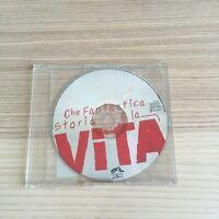 Antonello Venditti - Che Fantastica Storia è la Vita - CD Single PROMO - 2003