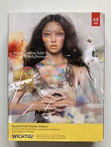 Adobe Creative Suite CS6 Design & Web Premium Mac Photoshop
