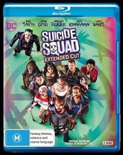 Suicide Squad (Blu-ray, 2018, 2-Disc Set)