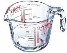 Glass PYREX Food Preparation Tools