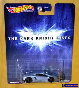 Hot Wheels Batman Lamborghini Aventador [Dark Knight Rises] - New/VHTF [E-808]