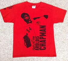 Youth Boy/Girl Med AROLDIS CHAPMAN CINCINNATI REDS T-SHIRT All-Star-2015 SGA Kid