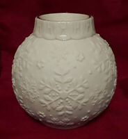 "Lenox Ornamental Glow 4"" Snowflake Votive Porcelain Bisque"