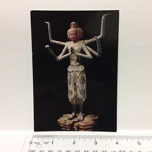 Postcard Japan  Asura  Kofukuji Temple 興福寺 阿修羅像 奈良時代 Ashura Nara