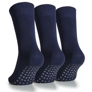 Hugh Ugoli Women's Diabetic Ankle Socks Bamboo Thin Non-Binding Top, 4 Pairs