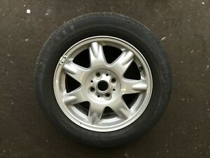 "BMW Mini Cooper One S 15"" R96 Delta 7 Spoke Alloy Wheel Tyre R50 R52 R53 R56"