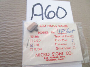 Colt 1911 Micro pistol front sight new old stock