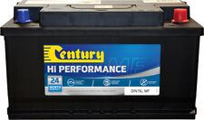 CENTURY Din75lmf High Performance Battery RELIABLE Performance for European and