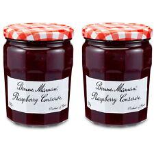 Bonne Maman French Raspberry Conserve 750g Raspberry Jam Pack of 2 Jars