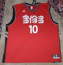 NEW ADIDAS NBA DeMar DeRozan Toronto Raptors Basketball Jersey Men 3XL XXXL NWT