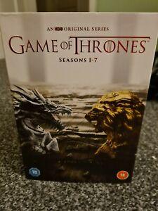 Game of Thrones Season 1-7 DVD Box Set