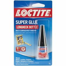 New listing Loctite 230992 Super Glue, 5 g, Bottle, Colorless, Liquid *