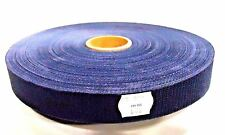 "7/8"" Upholstery Tape Strapping Tape Navy Blue Strong Polyester 144 yds # 27"