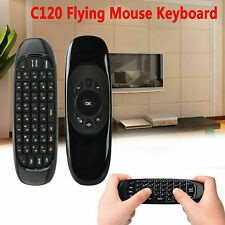 Mini 2.4G Remote Control Wireless Keyboard Air Mouse for PC Smart TV Android BOX