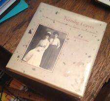 TURNING LEAVES Photos of 2 Japanese-American Families CHALFEN 1991 First LOOK