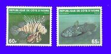 Série Poissons N° 510 A-B*** Michel 613 A-B Neuf** sans charnière  Luxe RARE
