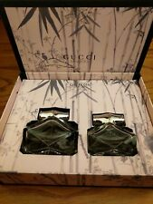 Gucci Bamboo Women's Parfum gift Set 2.5 oz Parfum, 1.0 0z parfum