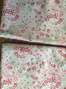 Two Rare cotton   Cath Kidston Ikea Rosella Pillow Cases