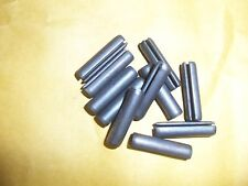 """100 ea 1/8"""" x 1/2"""" Roll Pins Spring Pins  Made in USA"""