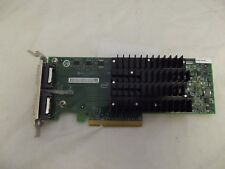 Intel EXPX9502CX4 10 GBPs Dual Port CX4 Server Adapter PCI-E Low Profile OF V