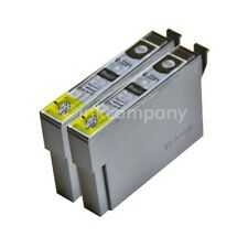 2 kompatible Tintenpatronen black für Drucker Epson SX440W SX235 SX420W
