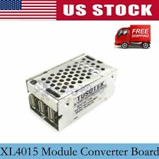 XL4015 Buck Step-down Adjustable Voltage Power Converter 3 USB