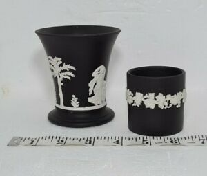 Lovely Wedgwood Jasper Ware Black Items