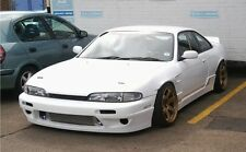 NISSAN 200SX 240SX S14 ROCKET BUNNY LOOK FRONT BUMPER FOR BODY KIT