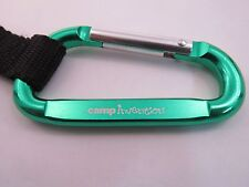 CAMP INVENTION National Kids Camps <> Metal Carabiners Climbing Key Chain Hook