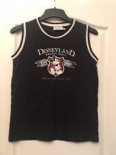 Navy Disney Land Paris Resort Vest Top 14 Years collectible  Mickey