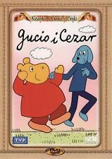 Gucio i Cezar (DVD) 1976 dla dzieci POLSKI POLISH