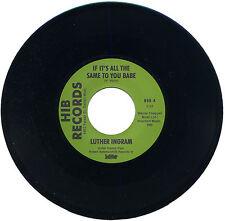 "Luther Ingram ""Exus Trek"" MOSTRO Northern Soul"