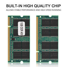 1GB Memory RAM DDR1 PC3200 400MHz 200Pin SODIMM Laptop Memory Module Board Card