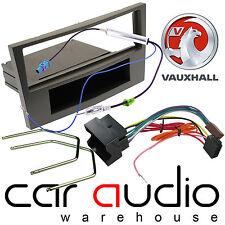Vauxhall Vectra C 2005 - 2008 Car Stereo Fascia Fitting Kit Gun Metal Fascia