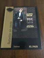 REBELDE SIN CAUSA ED ESPECIAL - DVD + LIBRO 60 PAGINAS - CINE DE ORO DE EL PAIS