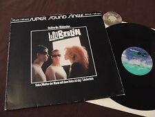 LP Lilli Berlin Ostberlin Wahnsinn Germany 1982 UNVERKÄUFLICHES MUSTER | EX