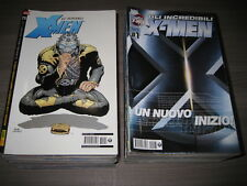 Gli incredibili X-MEN nuova serie sequenza completa 1/57 (125/181)   Marvel