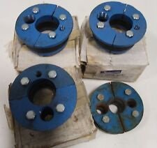"""Lot of (4) Campbell 4""""x1-1/2"""" Cast Iron 113 Well Seal Submersible SUB Split"""