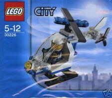 LEGO CITY Polizei Helikopter / Police Copter Neu 2014 30226
